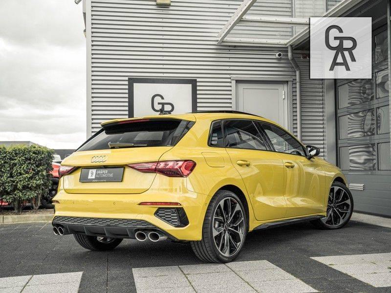 Audi S3 Sportback   Nieuw Model   B&O   Pano dak   Supersport stoelen 2.0 TFSI S3 quattro Pro Line Plus afbeelding 4