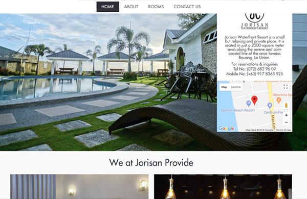 Jorisan Waterfront Resort