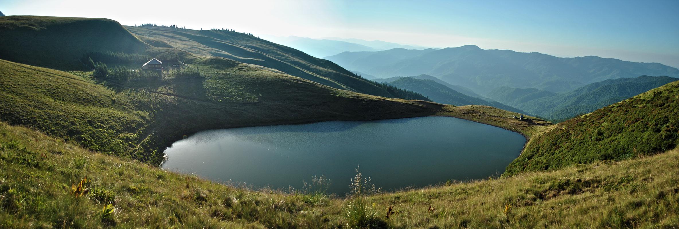 Lacul Vulturilor, Siriu, Buzau