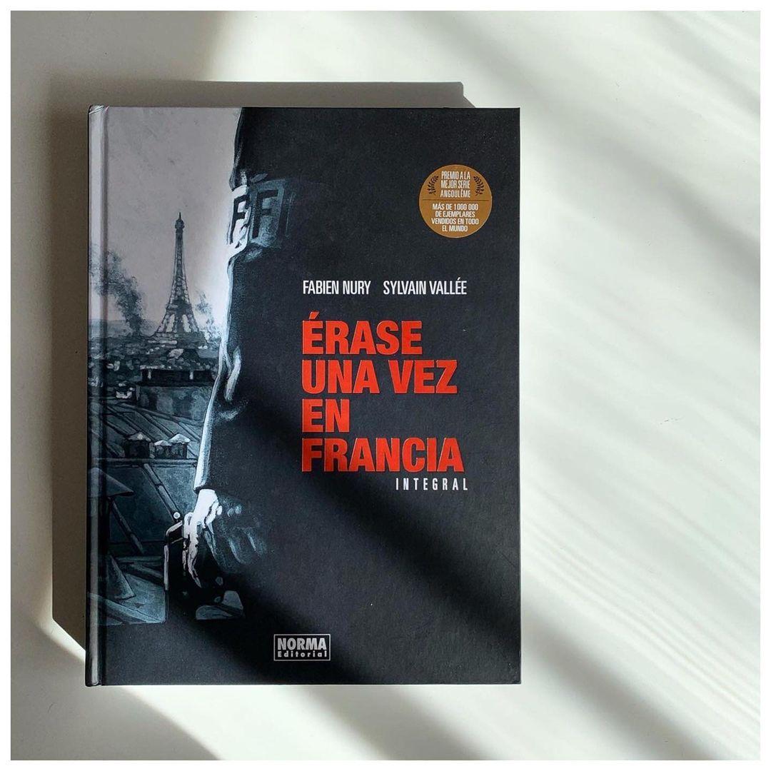 """Imagen de Reseña de """"Érase una vez en Francia"""", de Fabien Nury y Sylvain Vallée"""