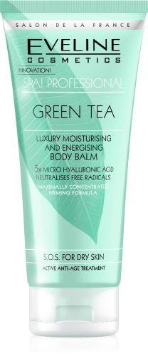 EVELINE SPA! Professional hidratáló testápoló zöld tea kivonattal 200 ml