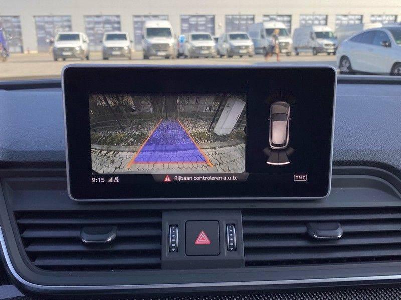 Audi Q5 2.0TFSI 252pk Quattro S-Line Black Edition Quantum! Lucht RS-Zetels Carbon Pano 360Camera 20-Inch afbeelding 22