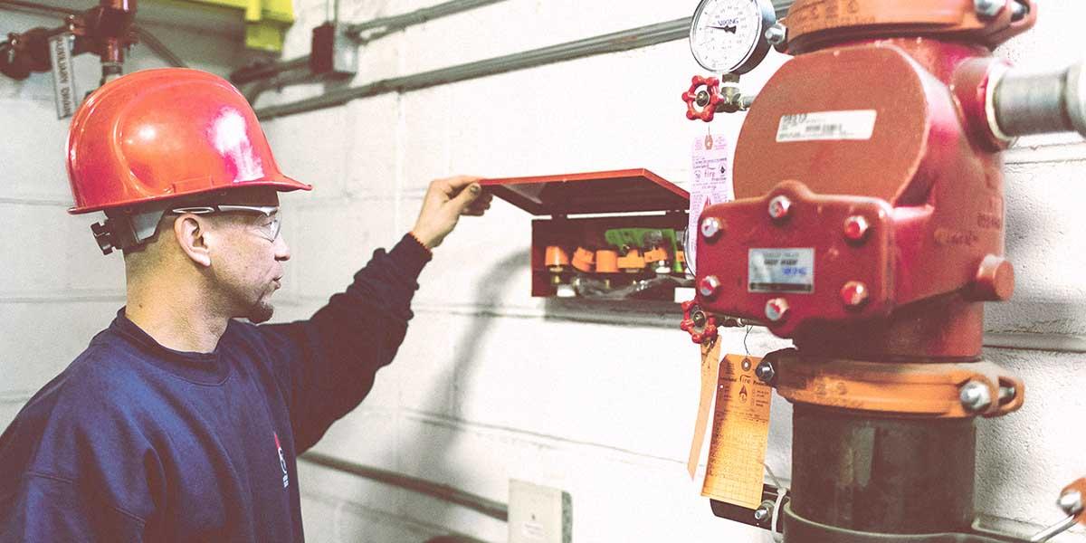 Curs Tehnician pentru sisteme și instalații de limitare și stingere a incendiilor