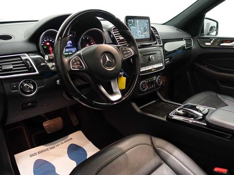 Mercedes-Benz GLE 500 e 4MATIC AMG 334pk Sport Ed Aut- Pano, Leer, 360 Camera, Massage afbeelding 7