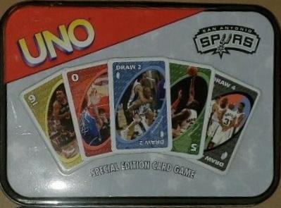 San Antonio Spurs Uno