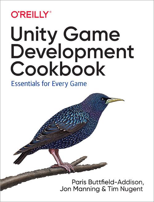 Unity Game Development Cookbook Book Cover