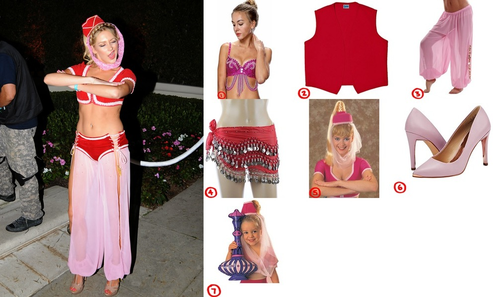 Jeannie Cosplay & Costume Guide