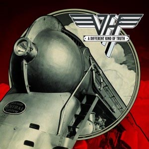 Van Halen A Different Kind of Truth Album Cover