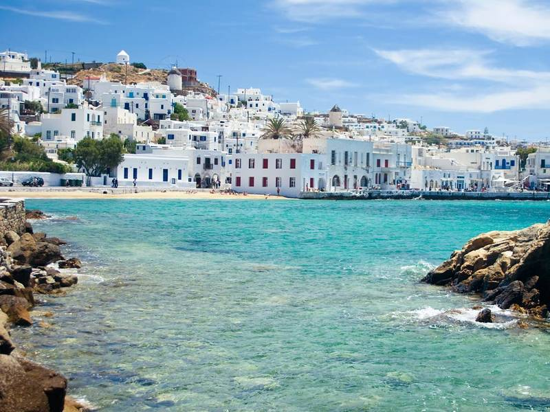 An Introduction to Mykonos on a Greece Sailing Holiday