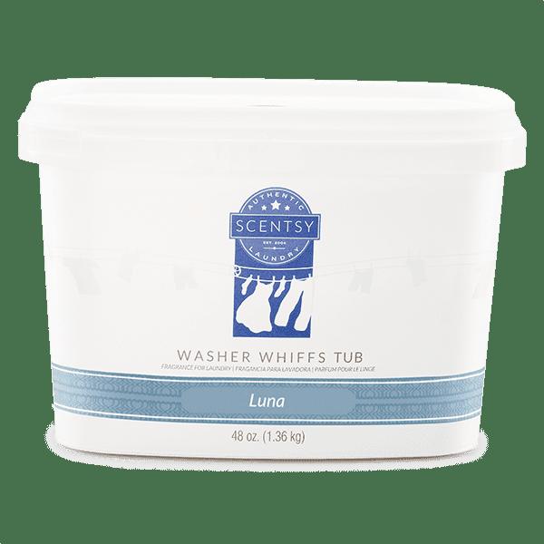 Luna Washer Whiffs Tub