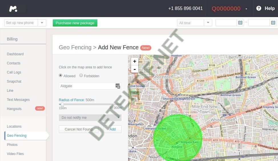 aplikasi lacak & penyadap lokasi mSpy