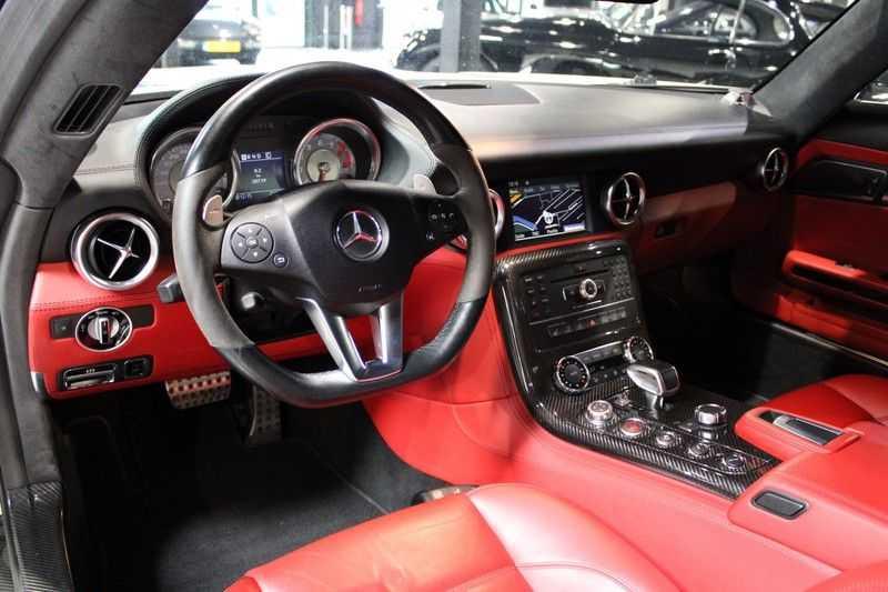 Mercedes-Benz SLS Roadster 6.3 AMG Volledig carbon, B&O afbeelding 2