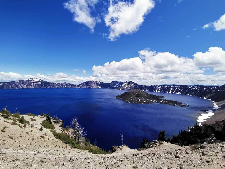 Crater Lake et la côte de l'Oregon cover image