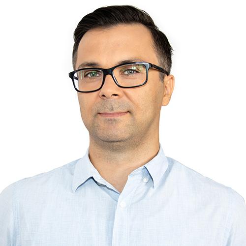 company team Krzysztof Wróbel