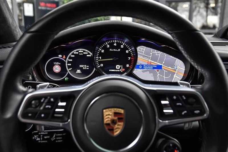 Porsche Panamera TURBO S E-HYBRID SPORT TURISMO SPORTDESIGN NP.237K afbeelding 12