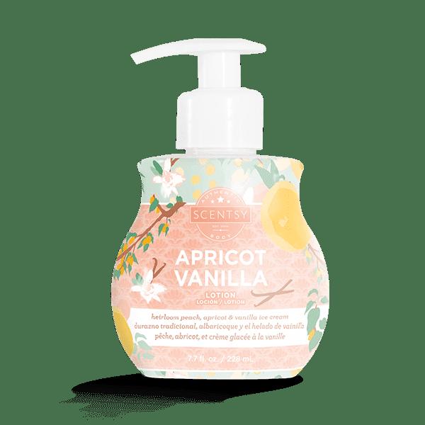 Apricot Vanilla Lotion