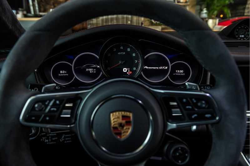 Porsche Panamera Sport Turismo 4.0 GTS | Sport Design | Sport Chrono | Pano | BOSE | PDLS afbeelding 9