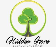 Hidden Grove RV Community Resort Logo