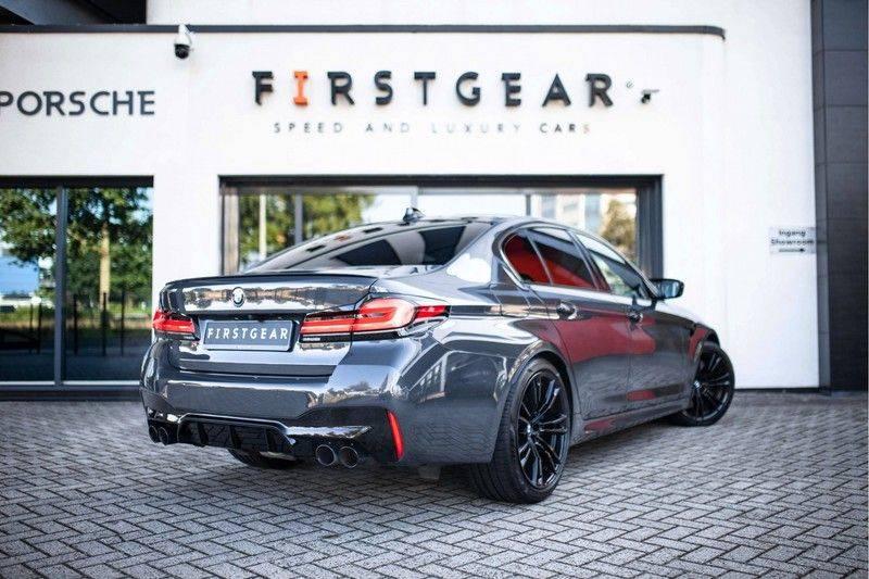 BMW 5 Serie M5 Competition *M Sportuitlaat / Laserlight / Harman/Kardon / ACC* afbeelding 2