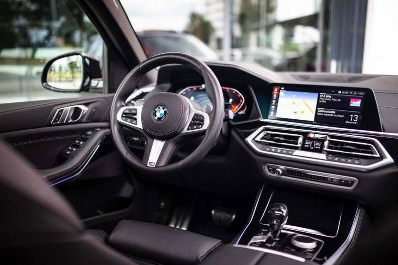 BMW X5 xDrive30d High Executive *M Pakket / Laser / Pano / HUD / Keyless / Trekhaak* afbeelding 4