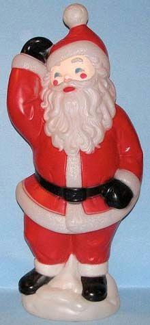Dancing Santa photo