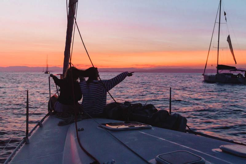 A Day In The Life Of A MedSailors Photographer