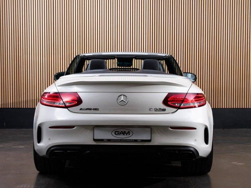 Mercedes-Benz C-Klasse C63 S AMG Cabrio AMG RIDE CONTROL, NIGHTPACK, afbeelding 6