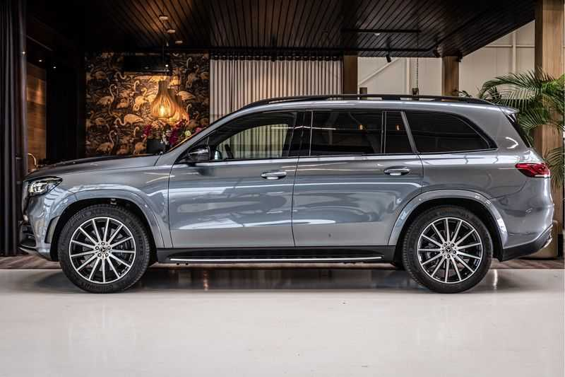 Mercedes-Benz GLS 580 4MATIC | AMG|7-PERS.| Massage | Burmester | Pano | E-active Body | NP 211.000 afbeelding 2