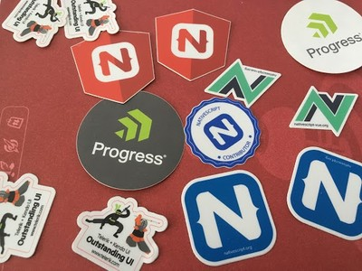 NativeScript swag you can get