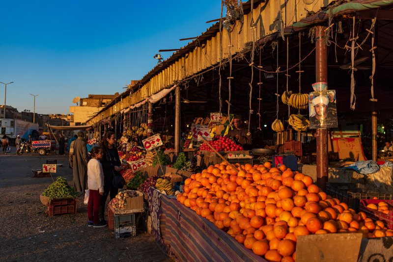 Luxor Market (سوق الاقصر)