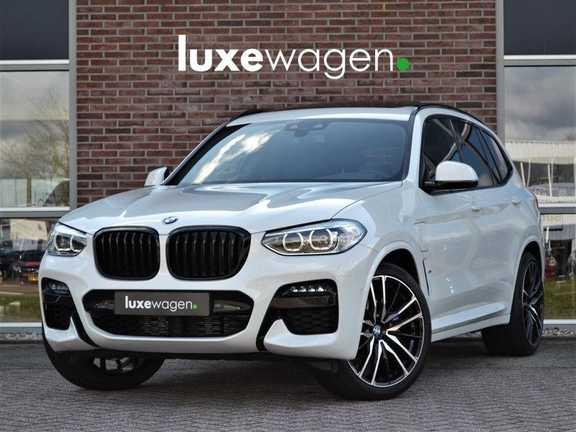 BMW X3 xDrive30e 292pk M-Sport Pano 21inch Adp-LED Camera Leder Var-Stuurb