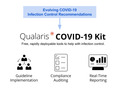 featured image thumbnail for post Qualaris COVID-19 Kit for Hospitals Launch (v1.0)
