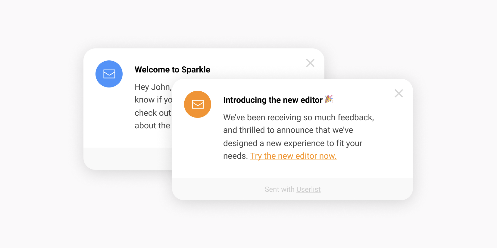 Introducing a New Channel: In-App Messages 🎉