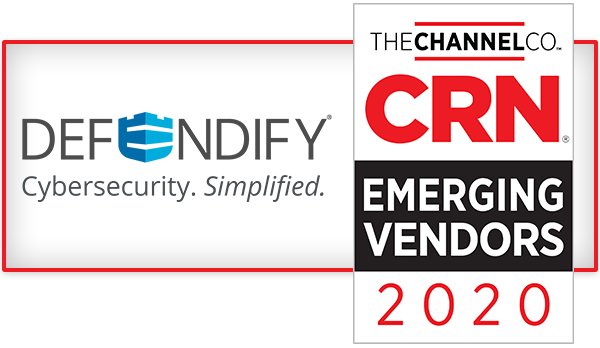 CRN Recognizes Defendify on the 2020 Emerging Vendors List