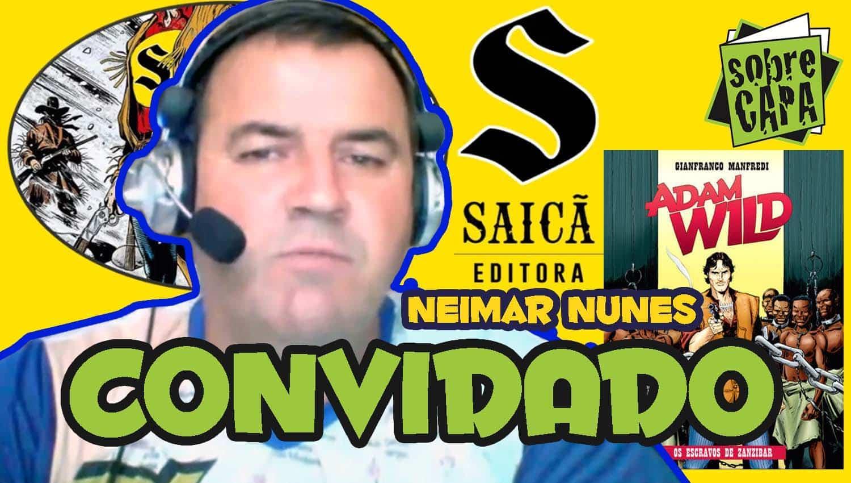 Editora Saica Neimar Nunes Adam Wild