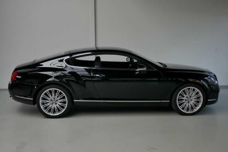 Bentley Continental GT 6.0 W12 GT Speed Mulliner afbeelding 4