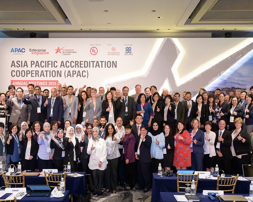 Accreditation enhances the credibility of laboratory tests, inspection, certification reports and certificates by providing reliable third party assurance that these services are conducted professionally and meet globally-recognised standards. Conformity Assessment Bodies - such as testing and calibration laboratories, certification bodies as well as inspection bodies - are benchmarked against international standards. This ensures the competency, impartiality and performance capability of their services.