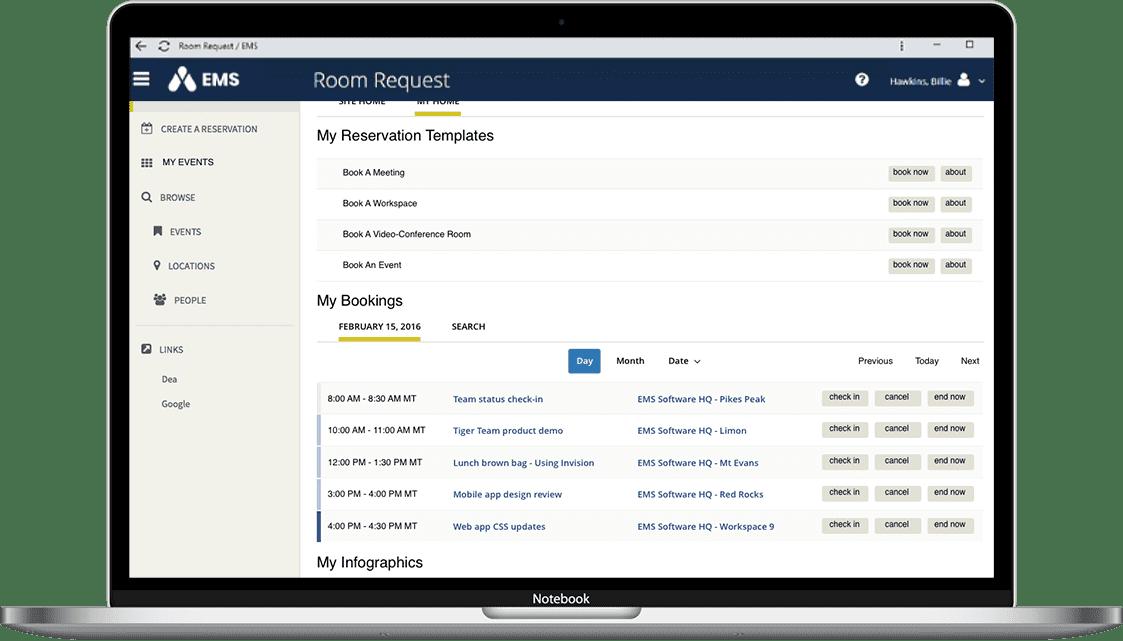 Features - Classroom & Resource Scheduling from Accruent