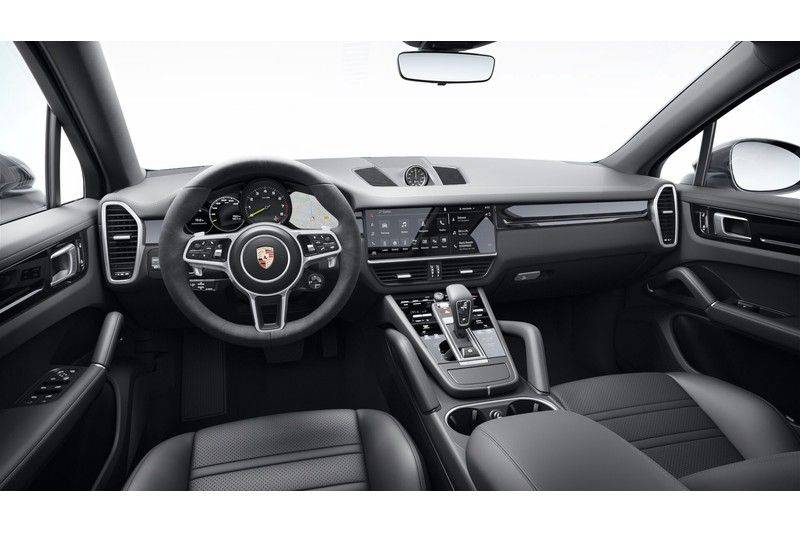 Porsche Cayenne Coupé Hybrid 22 Inch Lucht Vering Sport Chrono Trekhaak PDLS 3.0 E-Hybrid afbeelding 5