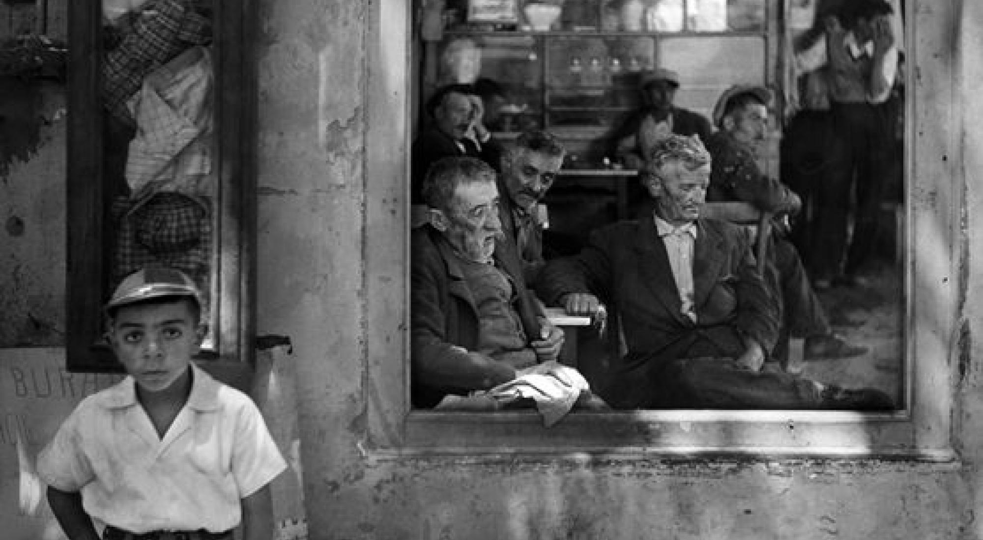Стамбул в 1956 году. Фотограф: Ara Güler / Magnum Photos