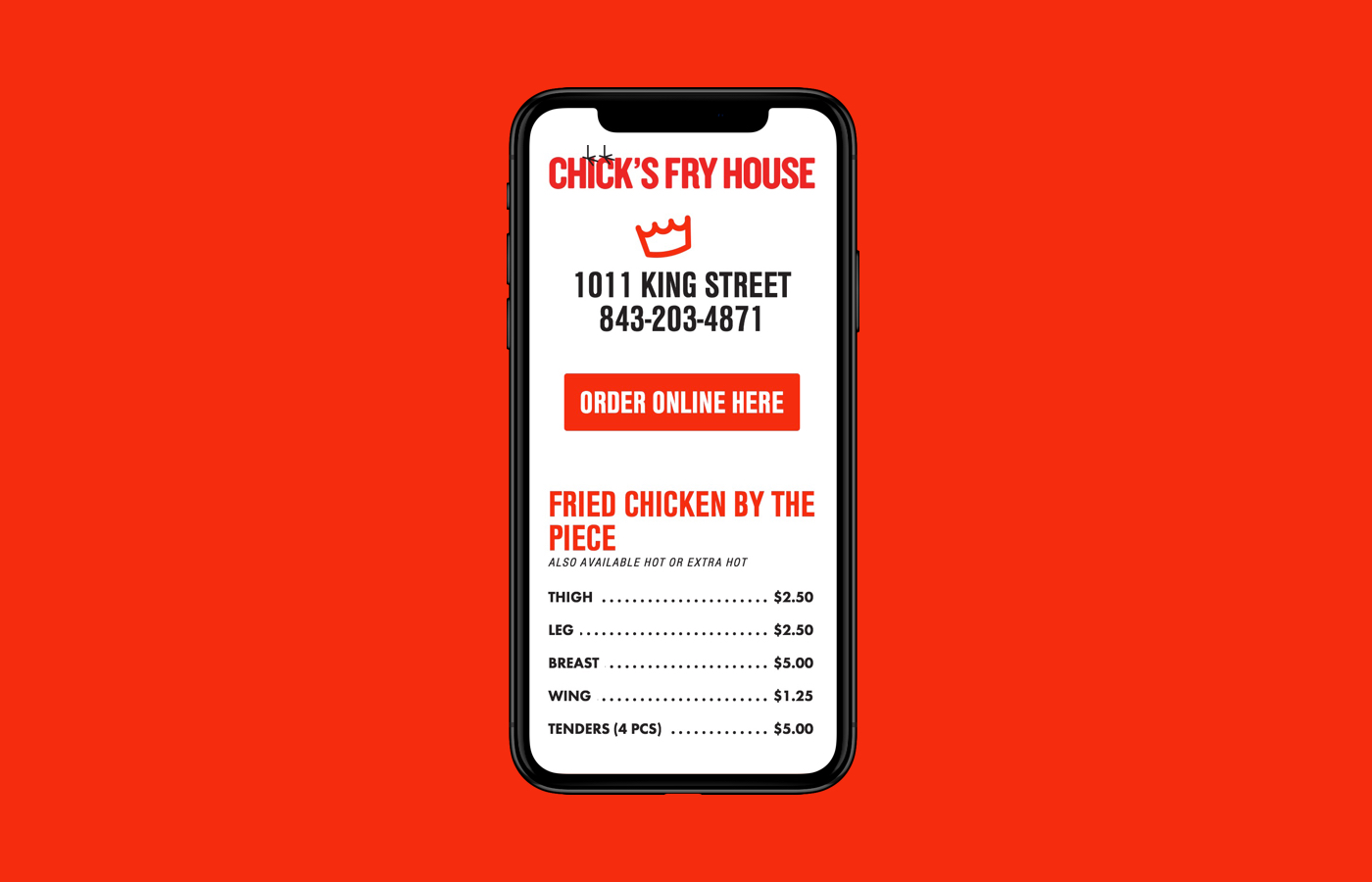 Chick's Fry House