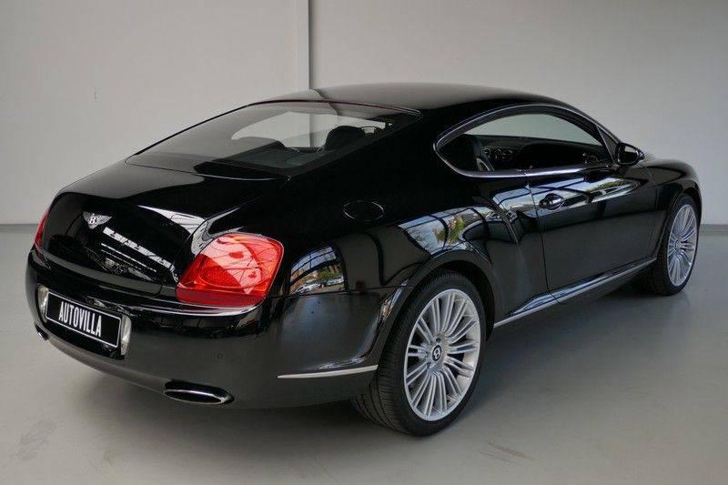 Bentley Continental GT 6.0 W12 GT Speed Mulliner afbeelding 5