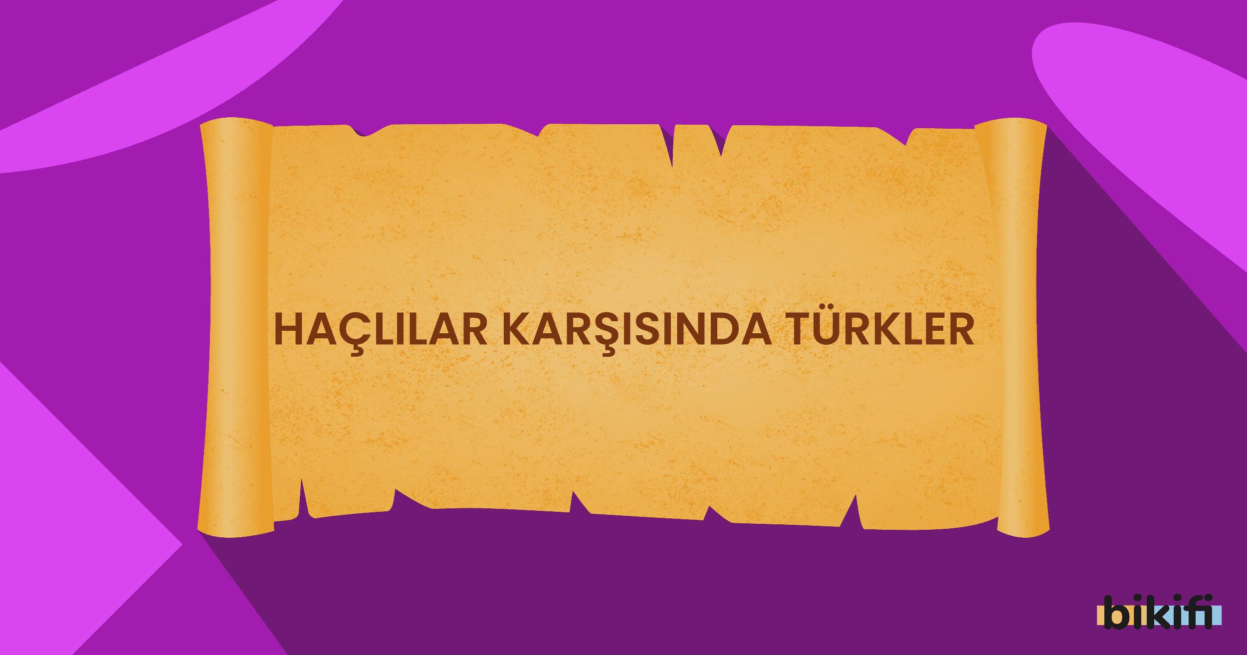 Haçlılar Karşısında Türkler