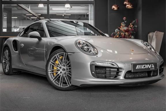 Porsche 911 991 Turbo S Burmester Stoelventilatie Sportuitlaat
