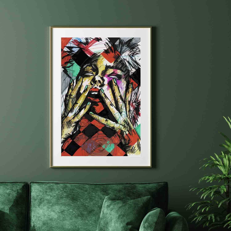 Pleasure Limited Art Print