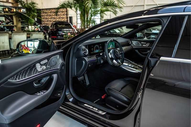 Mercedes-Benz AMG GT 4-Door Coupe 43 | Burmester | Panorama | Schakelbare uitlaat | Apple Carplay afbeelding 8