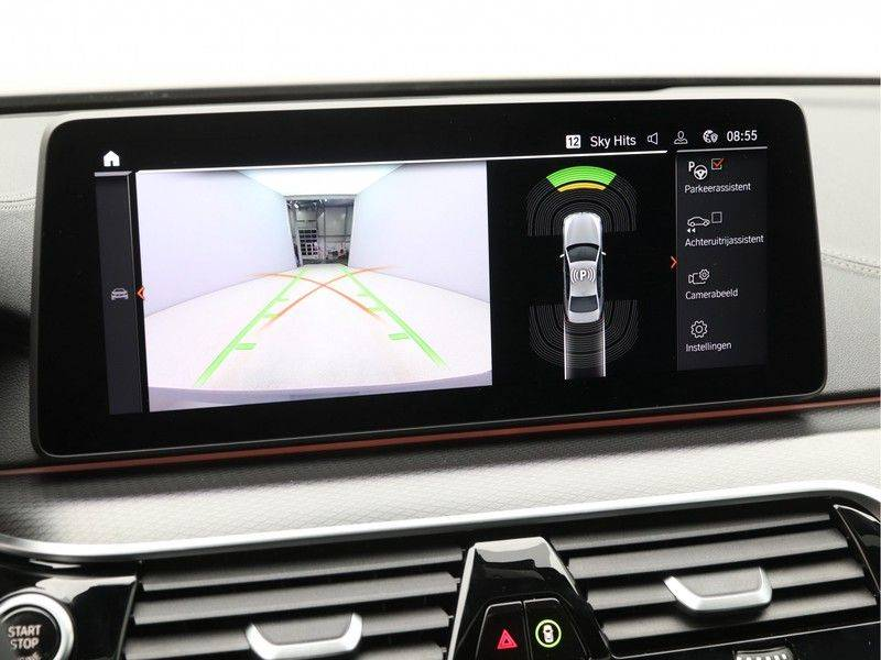 BMW 5 Serie 540i High Exe M-Sport afbeelding 18