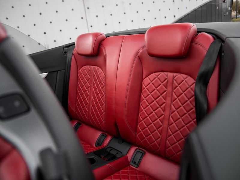 Audi S5 Cabriolet 3.0 TFSI S5 quattro Pro Line Plus 354PK | 2 x S-Line | Adapt.Cruise | Massage Stoelen | 360 Camera | afbeelding 20