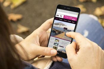 Hybridní mobilní aplikace nové generace