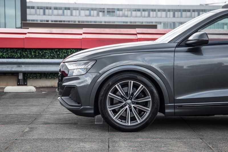 Audi Q8 4.0 TDI SQ8 quattro | 435PK | Sportdifferentieel | B&O | Alcantara hemel | Assistentiepakket Tour & City | Vierwielbesturing afbeelding 21